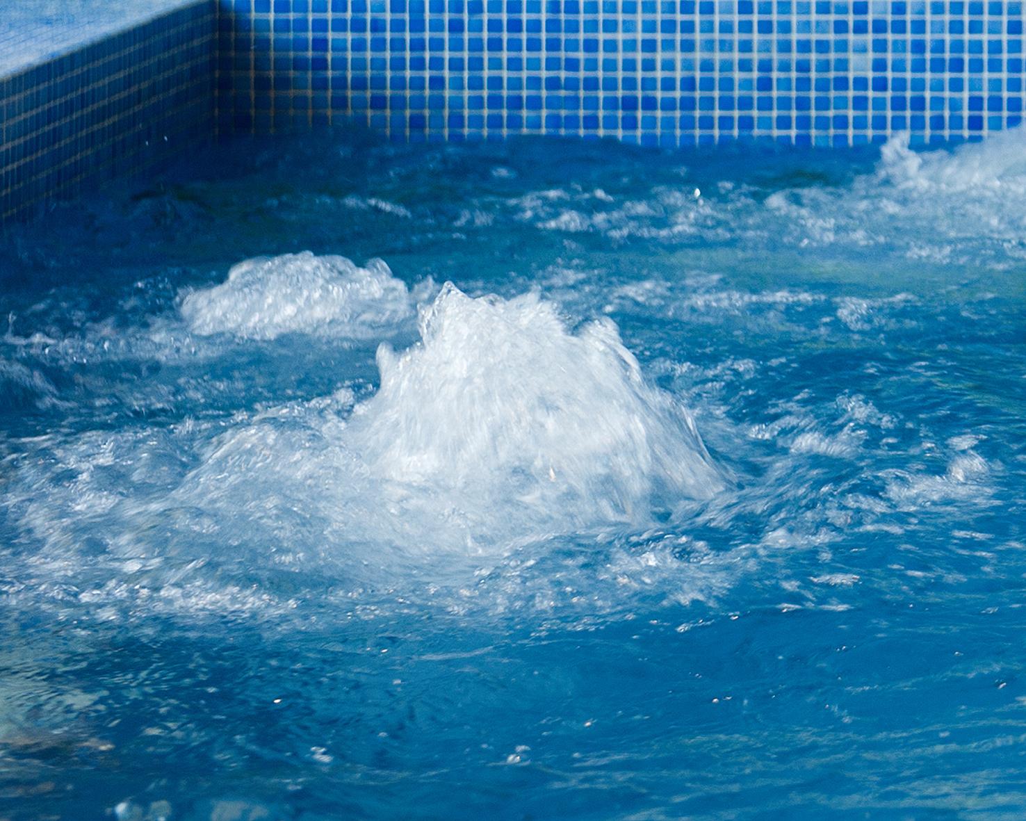 Agua termal del Balneario de Ledesma