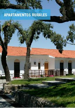 Apartamentos rurales del Balneario de Ledesma