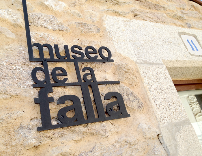 Museo de falla de la Comarca de Ledesma