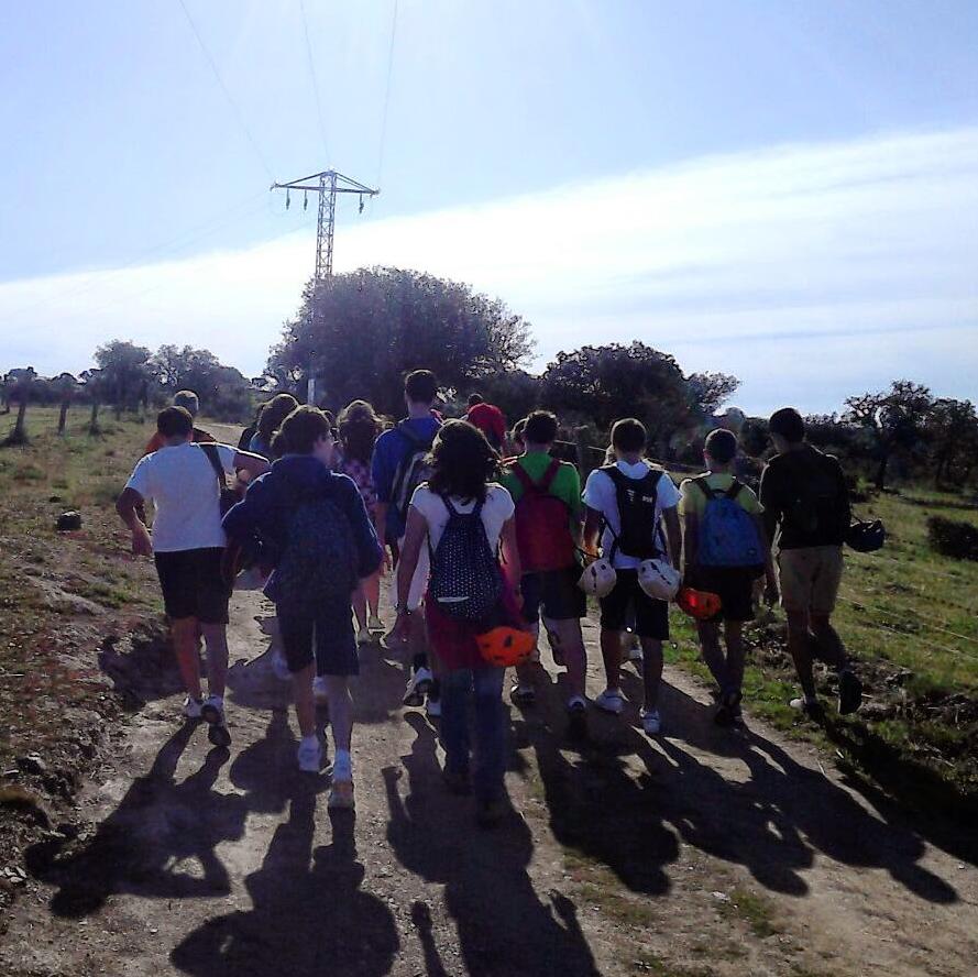 Campamentos y cursos de inglés en el Balneario de Ledesma