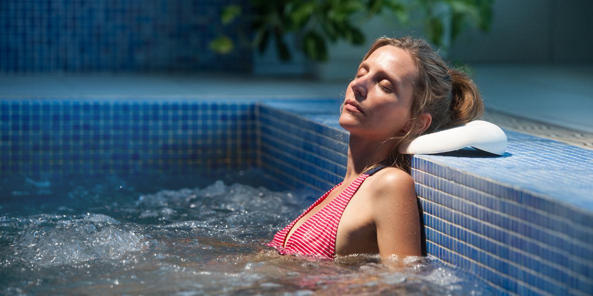 Salud termal en el balneario de Ledesma