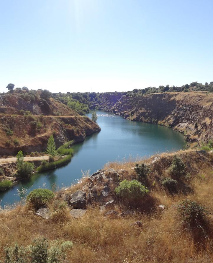 Senderismo por la ribera del río Tormes