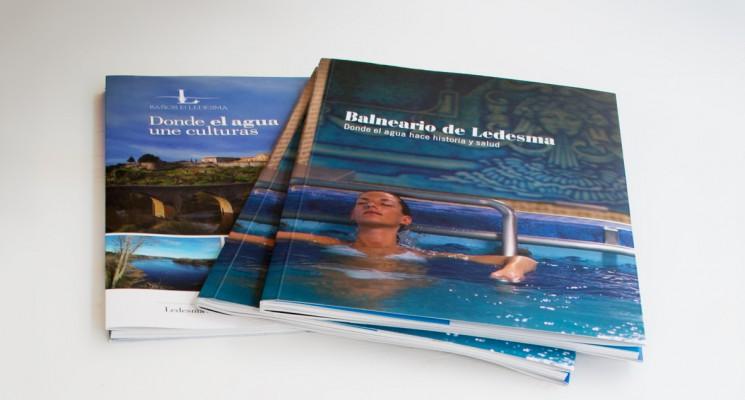Presentación de la Guía de recursos turísticos de los Baños de Ledesma