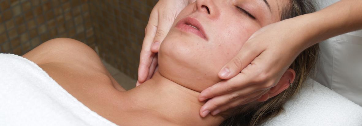 Tratamientos faciales en el Balneario de Ledesma