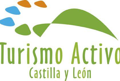 Logotipo turismo activo Castilla y León
