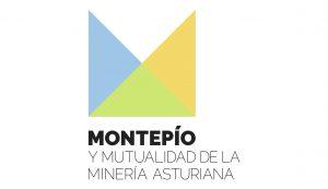 Logotipo del Montepío y Mutualidad de la Minería Asturiana