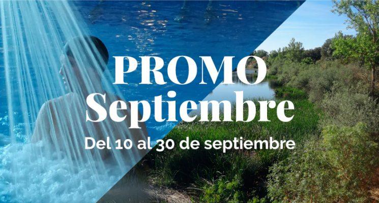 Promo septiembre 2018