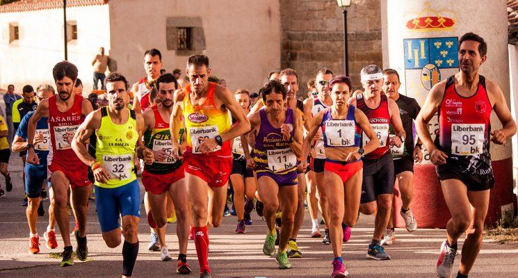 Ivan Roade y Cristina García Catalina, ganadores de la II Edición de Las 2 Leguas GP Liberbank