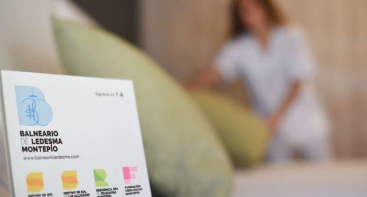 Medidas de prevención higiénico-sanitarias COVID-19 para los Clientes del Balneario de Ledesma