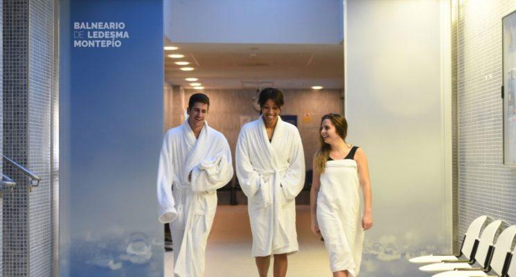 Promo termal Especial Universidad en Salamanca: Salud y prevención con Balneario de Ledesma