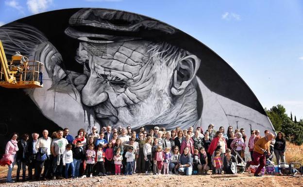 Juzbado, la moderna rebeldía cultural de un pueblo de la España vacía, de inexcusable visita (turismo en la comarca)