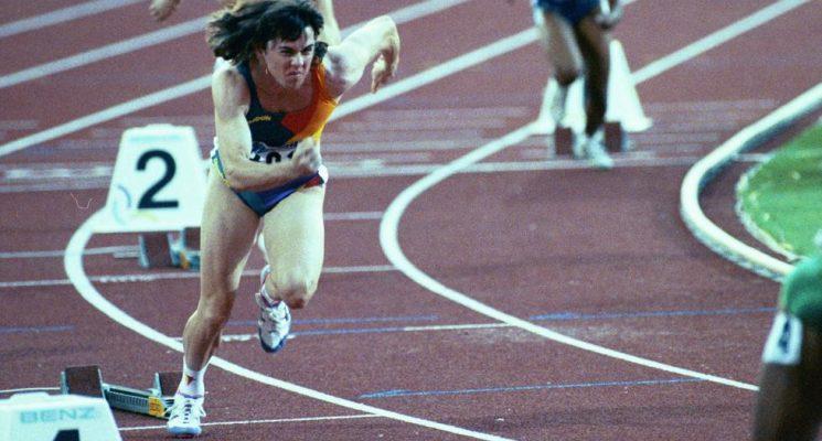 La histórica atleta Sandra Myers, madrina de la III Edición de las 2 Leguas Balneario de Ledesma-GP Liberbank