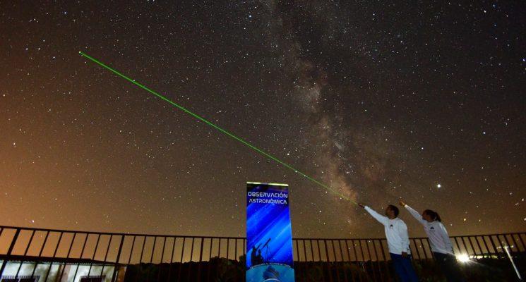 Talleres Astronómicos con Startrails, una cita con las estrellas para toda la familia