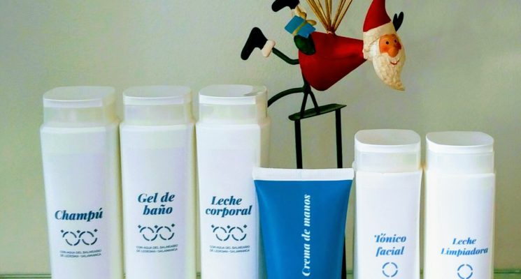 ¿Por qué regalar cosmética termal esta Navidad?