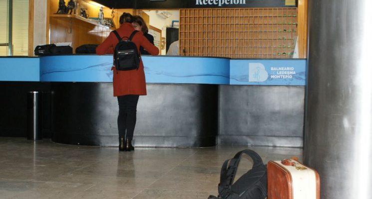 Cómo llegar al Balneario de Ledesma desde Madrid en tren, autobús o coche