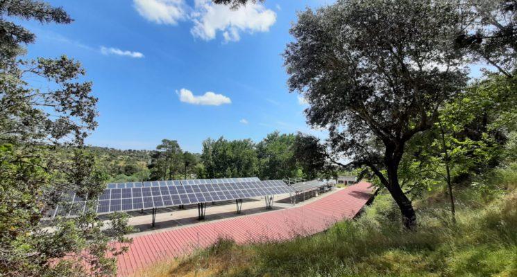 Balneario Ledesma activa este verano 320 paneles fotovoltaicos y avanza hacia las 0 emisiones