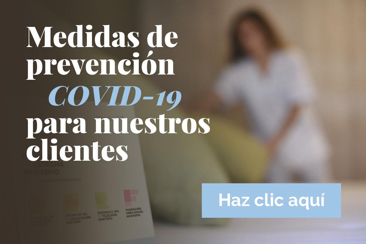 Medidas preventivas COVID19 en el Balneario de Ledesma