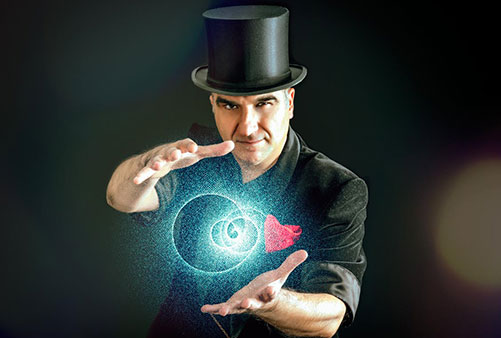 PROMO ESPECIAL: Súper fin de semana para toda la familia con el Gran show de Magia+Piscina toboganes/ 1 y 2 de agosto