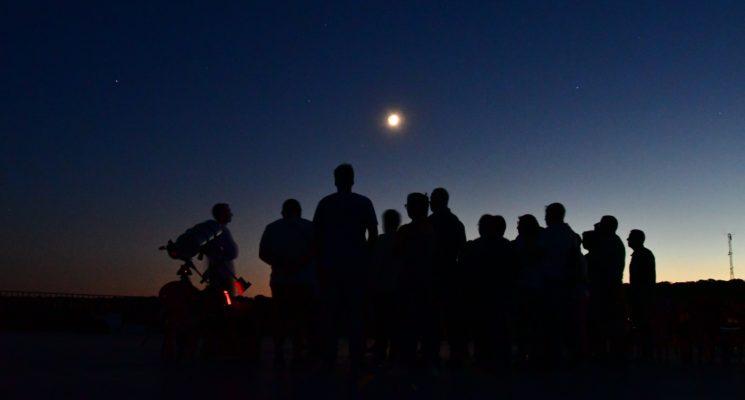 Talleres Astronómicos con Startrails, una cita con las estrellas para toda la familia/ Especial Perseidas 13 Agosto